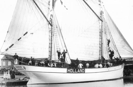 Historie Zeilmakerij De Vries Maritiem