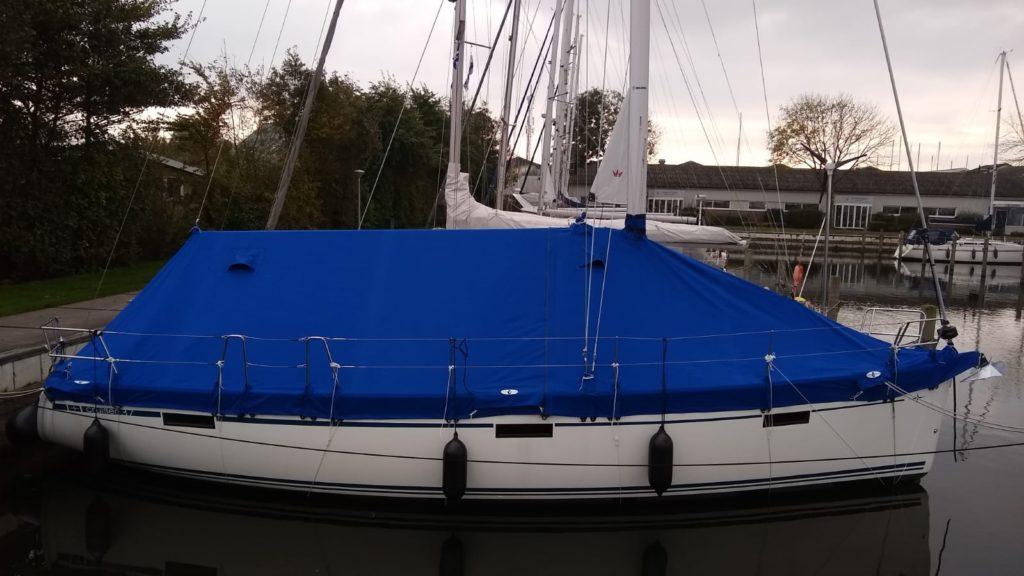 Wintertent Bavaria Cruiser 37